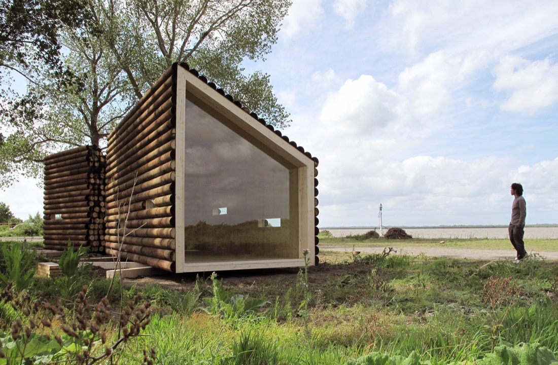 Luxusní dům jako chata, bydlete podle svých představ