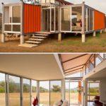 10 tipů nejluxusnějších domů z kontejnerů