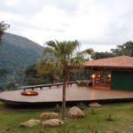 Dřevostavba v brazilském ráji zvaném ITAIPAVA