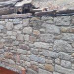 Opěrná zeď bez malty má své kouzlo