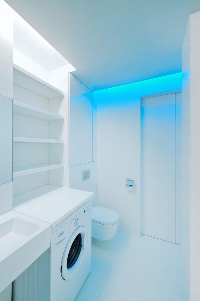 Bílý apartmán