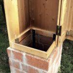 Dřevěná udírna svépomocí – Jak na to?