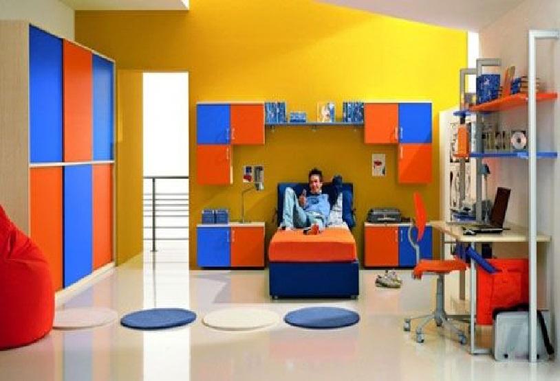 Jak zařídit dětský pokoj pro kluka? Inspirace