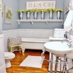 9 Inspirací pro malé koupelny