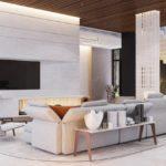 Luxusní a prostorný dům v Moskvě