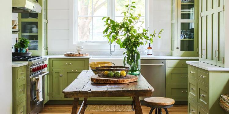Jakou zvolit barvu do kuchyně?