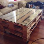 Konferenční stolek z palet – Jak na to?