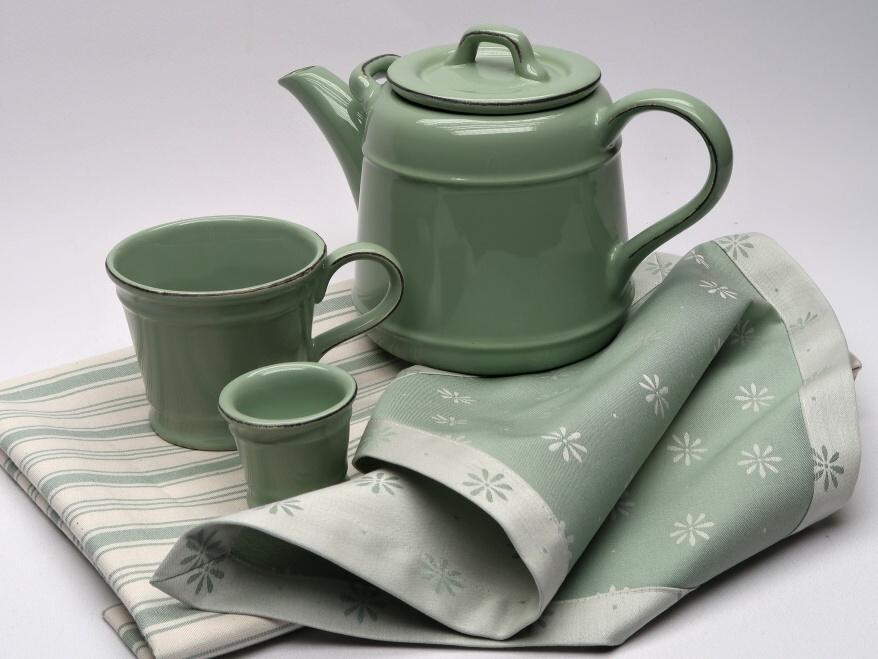 Dekorace do chalupy keramika