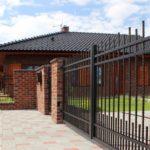 4 rady pro výběr plotu a vjezdové brány